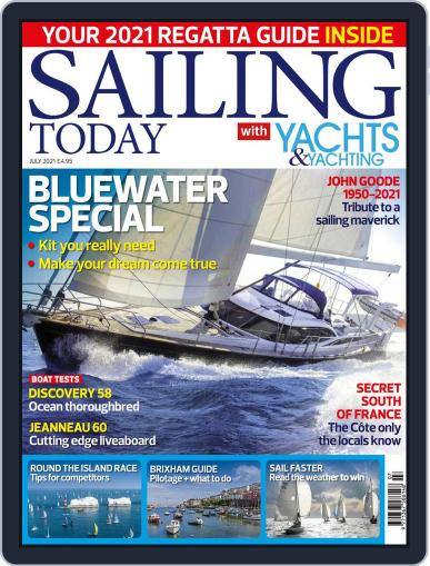Sailing Today (Digital) July 1st, 2021 Issue Cover
