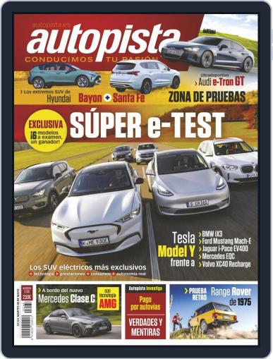 Autopista (Digital) May 18th, 2021 Issue Cover