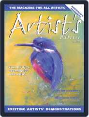 Artist's Palette (Digital) Subscription May 1st, 2021 Issue