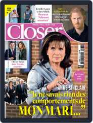 Closer France (Digital) Subscription May 28th, 2021 Issue