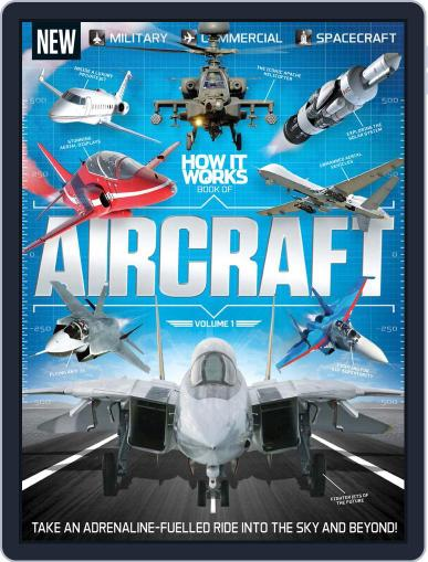 How It Works Book of Aircraft Magazine (Digital) September 23rd, 2015 Issue Cover