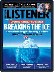 New Zealand Listener (Digital) Subscription June 5th, 2021 Issue