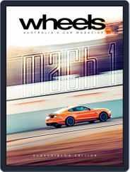 Wheels (Digital) Subscription June 1st, 2021 Issue