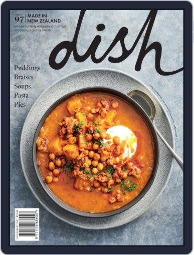 Dish (Digital) July 1st, 2021 Issue Cover