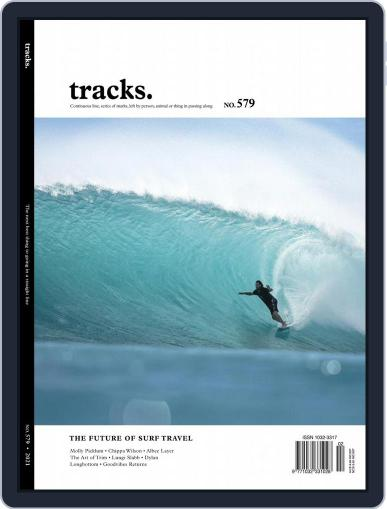 Tracks (Digital) May 1st, 2021 Issue Cover