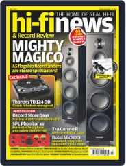 Hi Fi News (Digital) Subscription July 1st, 2021 Issue