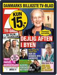7 TV-Dage (Digital) Subscription May 31st, 2021 Issue