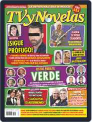 TV y Novelas México (Digital) Subscription May 31st, 2021 Issue