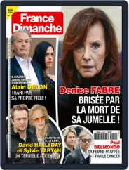 France Dimanche (Digital) Subscription May 28th, 2021 Issue