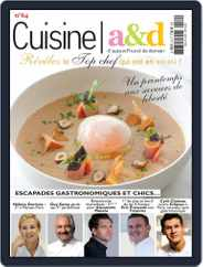 Cuisine A&D (Digital) Subscription May 1st, 2021 Issue