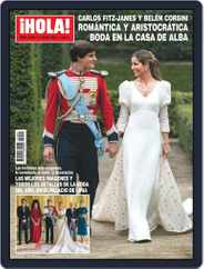 Hola (Digital) Subscription June 2nd, 2021 Issue