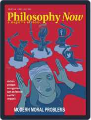 Philosophy Now (Digital) Subscription June 1st, 2021 Issue