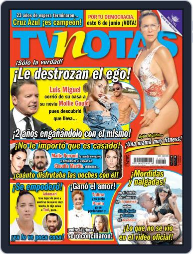 TvNotas (Digital) June 1st, 2021 Issue Cover