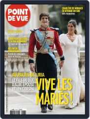 Point De Vue (Digital) Subscription June 2nd, 2021 Issue
