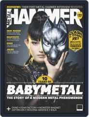 Metal Hammer UK (Digital) Subscription July 1st, 2021 Issue