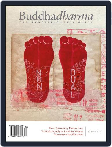 Buddhadharma: The Practitioner's Quarterly (Digital) May 14th, 2021 Issue Cover