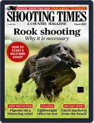 Shooting Times & Country (Digital) Subscription June 2nd, 2021 Issue