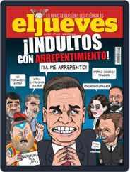 El Jueves (Digital) Subscription June 1st, 2021 Issue