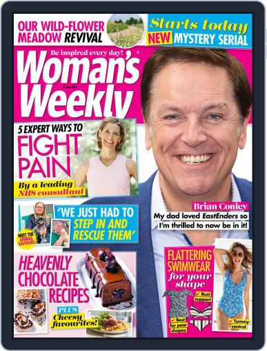 Woman's Weekly June 8th, 2021 Digital Back Issue Cover