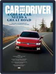 Car and Driver (Digital) Subscription June 1st, 2021 Issue