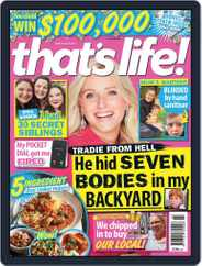 that's life! (Digital) Subscription June 10th, 2021 Issue