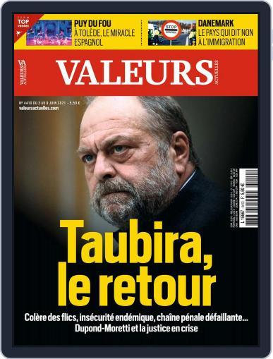 Valeurs Actuelles (Digital) June 3rd, 2021 Issue Cover