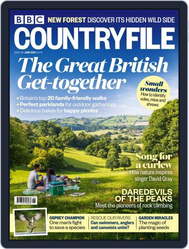 Bbc Countryfile (Digital) June 1st, 2021 Issue Cover