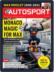 Autosport (Digital) Subscription May 27th, 2021 Issue
