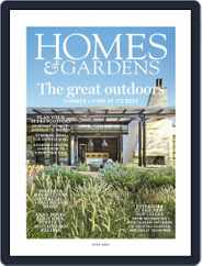 Homes & Gardens (Digital) Subscription July 1st, 2021 Issue