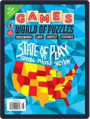 Games World of Puzzles (Digital) Subscription August 1st, 2021 Issue