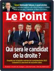 Le Point (Digital) Subscription June 3rd, 2021 Issue