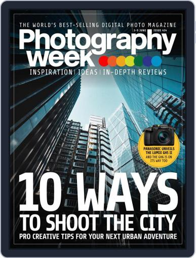 Photography Week (Digital) June 3rd, 2021 Issue Cover