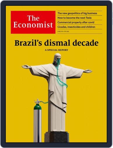 The Economist Latin America June 5th, 2021 Digital Back Issue Cover