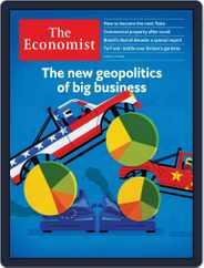 The Economist UK edition (Digital) Subscription June 5th, 2021 Issue
