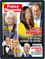 France Dimanche (Digital) Subscription June 10th, 2021 Issue
