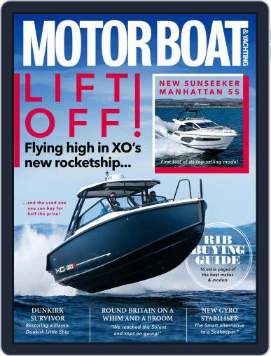 Motor Boat & Yachting (Digital) July 1st, 2021 Issue Cover