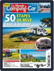 Le Monde Du Camping-car (Digital) Subscription July 1st, 2021 Issue