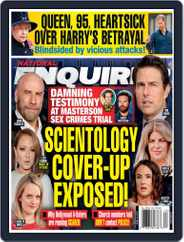 National Enquirer (Digital) Subscription June 14th, 2021 Issue