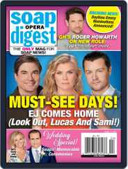Soap Opera Digest (Digital) Subscription June 14th, 2021 Issue