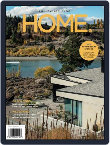 Home New Zealand (Digital) June 1st, 2021 Issue Cover