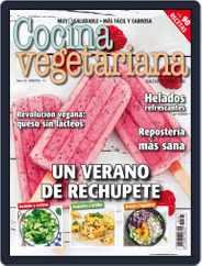 Cocina Vegetariana (Digital) Subscription June 1st, 2021 Issue