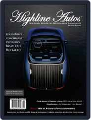 Highline Autos (Digital) Subscription July 1st, 2021 Issue