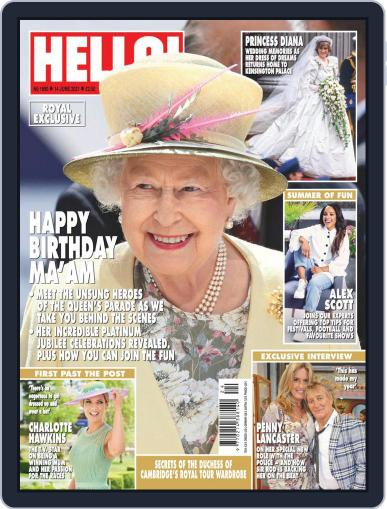 Hello! (Digital) June 14th, 2021 Issue Cover