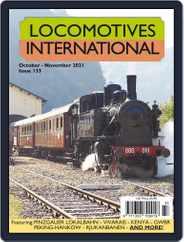 Locomotives International Magazine (Digital) Subscription October 1st, 2021 Issue