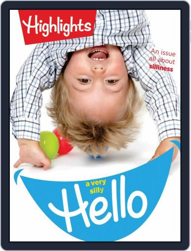 Highlights Hello July 1st, 2021 Digital Back Issue Cover