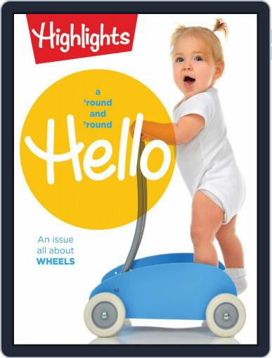 Highlights Hello June 1st, 2021 Digital Back Issue Cover