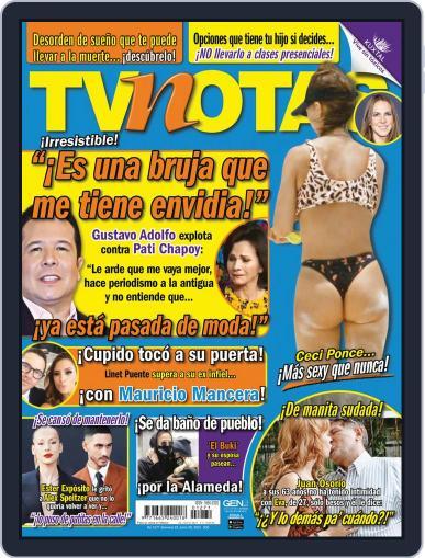 TvNotas (Digital) June 8th, 2021 Issue Cover