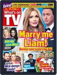 What's on TV (Digital) Subscription June 12th, 2021 Issue