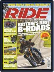 RiDE United Kingdom (Digital) Subscription June 9th, 2021 Issue