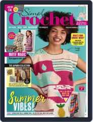 Simply Crochet (Digital) Subscription June 1st, 2021 Issue